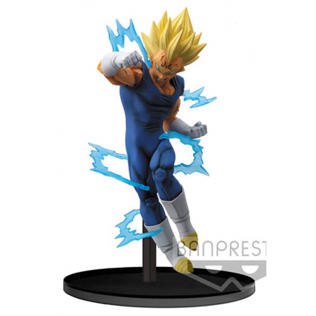 DRAGON BALL Z DOKKAN BATTLE - MAJIN VEGETA 15CM STATUE FIGURE