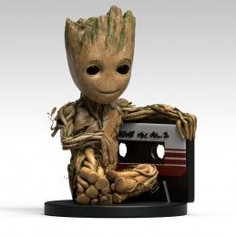 GUARDIANS OF THE GALAXY VOL.2 BABY GROOT SALVADANAIO FIGURE SEMIC