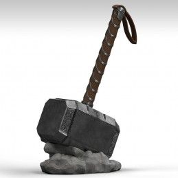 MARVEL COIN BANK MJOLNIR...