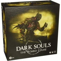 DARK SOULS THE BOARD GAME...
