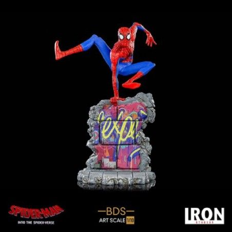 SPIDER-MAN INTO THE SPIDER-VERSE - SPIDER-MAN 1/10 RESIN STATUE FIGURE