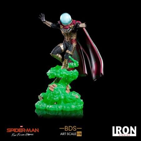 SPIDER-MAN FAR FROM HOME MYSTERIO 1/10 RESIN STATUE FIGURE