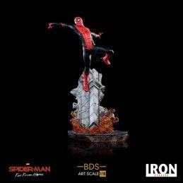 SPIDER-MAN FAR FROM HOME SPIDER-MAN 1/10 RESIN STATUE FIGURE IRON STUDIOS