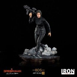 IRON STUDIOS SPIDER-MAN FAR FROM HOME MARIA HILL 1/10 RESIN STATUE FIGURE