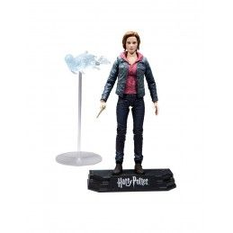 HARRY POTTER DEATHLY HALLOWS PART 2 HERMIONE GRANGER ACTION FIGURE MC FARLANE