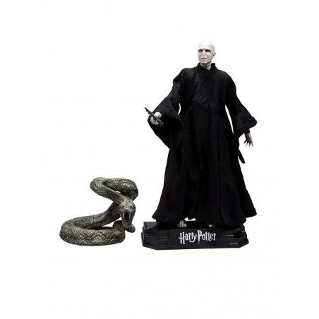 HARRY POTTER DEATHLY HALLOWS PART 2 LORD VOLDEMORT ACTION FIGURE