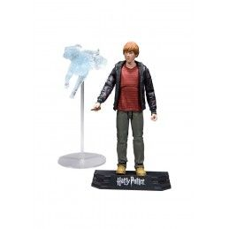 MC FARLANE HARRY POTTER DEATHLY HALLOWS PART 2 RON WEASLEY ACTION FIGURE