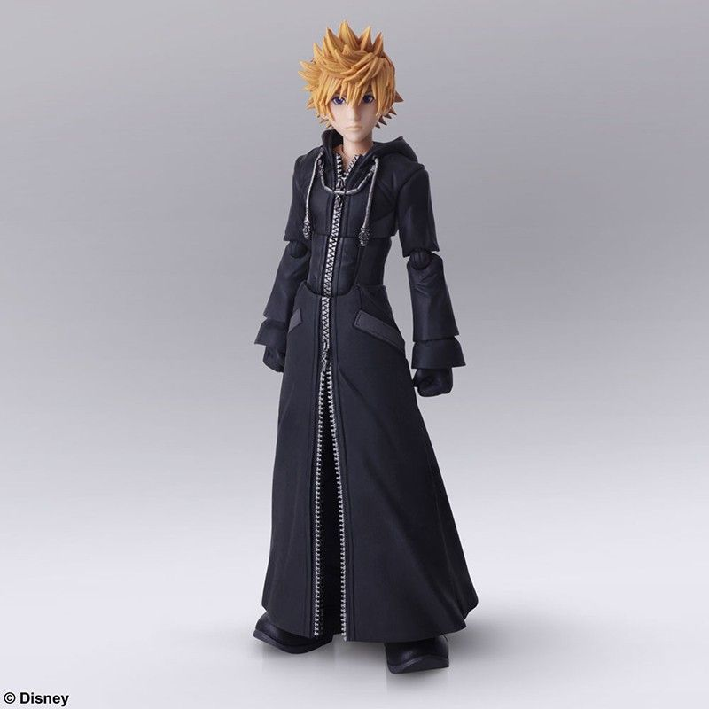 SQUARE ENIX KINGDOM HEARTS III BRING ARTS ROXAS ACTION FIGURE