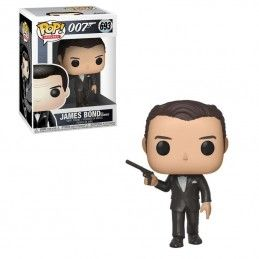 FUNKO FUNKO POP! 007 JAMES BOND GOLDENEYE PIERCE BROSNAN BOBBLE HEAD KNOCKER FIGURE