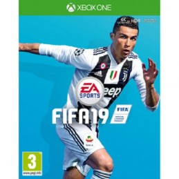 copy of FIFA 19 XBOX ONE...