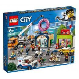 LEGO CITY - INAUGURAZIONE CIAMBELLERIA 60233