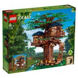 LEGO IDEAS CASA SULL'ALBERO...
