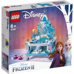 LEGO PRINCESS LEGO FROZEN 2 IL PORTAGIOIELLI DI ELSA 41168