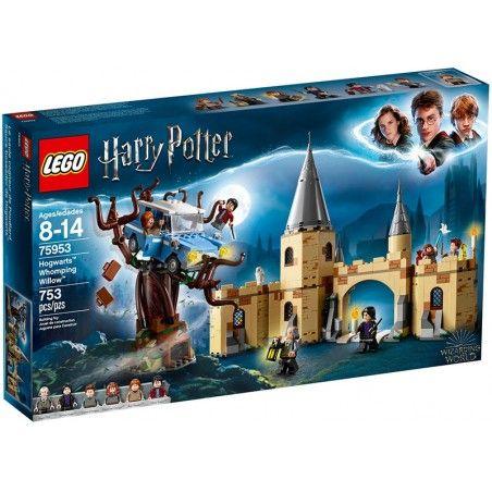 LEGO HARRY POTTER PLATANO PICCHIATORE 75953