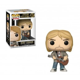 FUNKO POP! NIRVANA - KURT...