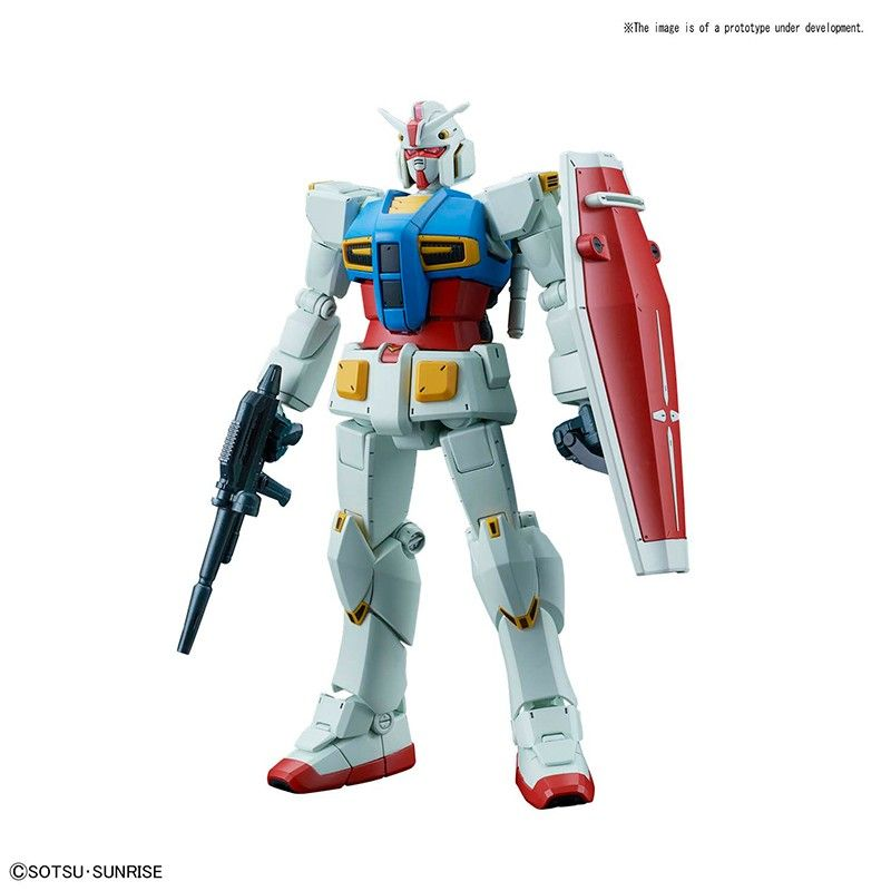 BANDAI HIGH GRADE HG GUNDAM G40 INDUSTRIAL DESIGNER VERSION 1/144 MODEL KIT