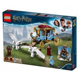 LEGO HARRY POTTER CARROZZA...