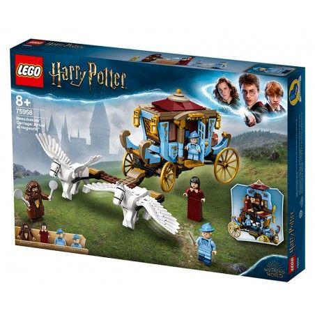 LEGO HARRY POTTER CARROZZA BEAUXBATONS 75958