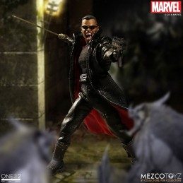 MARVEL BADE CLOTH ONE:12 ACTION FIGURE MEZCO TOYS