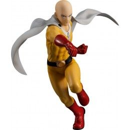 ONE-PUNCH MAN - SAITAMA POP UP PARADE STATUE 18CM FIGURE GOOD SMILE COMPANY