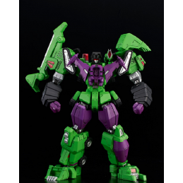FLAME TOYS TRANSFORMERS DEVASTATOR MODEL KIT ACTION FIGURE