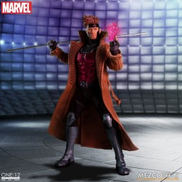 MARVEL X-MEN GAMBIT ONE:12...