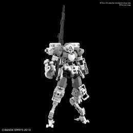 BANDAI 30MM BEXM-15 PORTANOVA SPACE GREY 1/144 MODEL KIT FIGURE