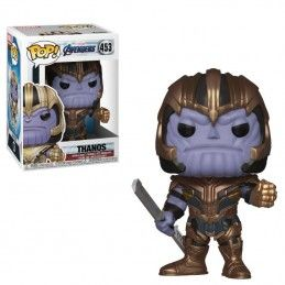 FUNKO FUNKO POP! AVENGERS ENDGAME - THANOS BOBBLE HEAD FIGURE