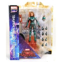 MARVEL SELECT CAPTAIN...