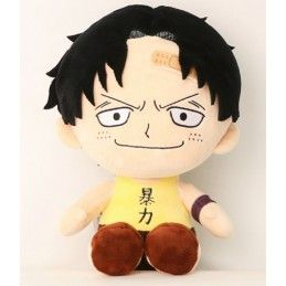 SAKAMI MERCHANDISE PUPAZZO PELUCHE ONE PIECE - ACE 25CM PLUSH