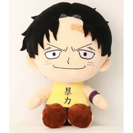 PUPAZZO PELUCHE ONE PIECE - ACE 25CM PLUSH
