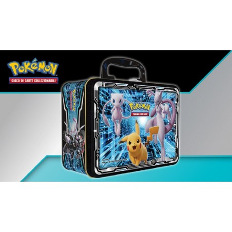 POKEMON COLLECTOR'S CHEST AUTUNNO 2019 IN ITALIANO