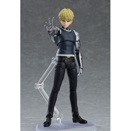 ONE-PUNCH MAN - GENOS FIGMA ACTION FIGURE