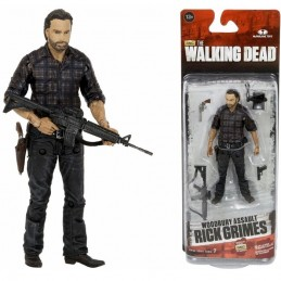 THE WALKING DEAD SERIES 7 - RICK GRIMES ACTION FIGURE MCFARLANE TOYS