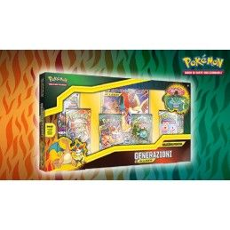 POKEMON COLLEZIONE PREMIUM GENERAZIONI DI ALLEATI IN ITALIANO THE POKEMON COMPANY INTERNATIONAL