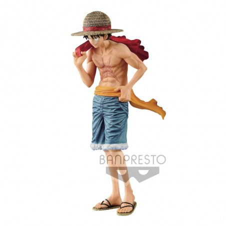 ONE PIECE COVER OF 20TH ANNIVERSARY - MONKEY D. LUFFY 22CM STATUE FIGURE