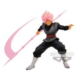 BANPRESTO DRAGON BALL SUPER SAIYAN ROSE GOKU BLACK STATUE FIGURE