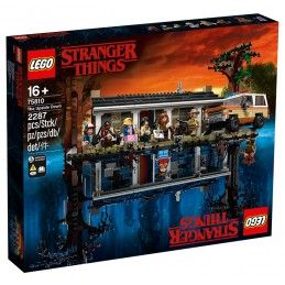 LEGO STRANGER THINGS IL...