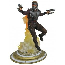 MARVEL GALLERY GUARDIANS OF THE GALAXY 2 STAR-LORD 25CM STATUE DIAMOND SELECT
