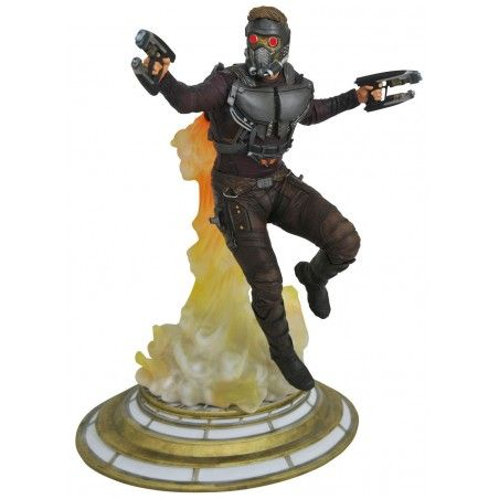 MARVEL GALLERY GUARDIANS OF THE GALAXY 2 STAR-LORD 25CM STATUE