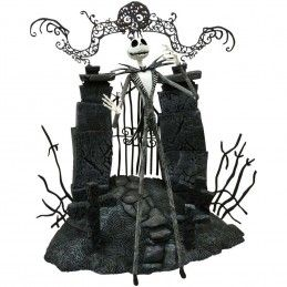THE NIGHTMARE BEFORE CHRISTMAS - JACK SKELLINGTON ACTION FIGURE