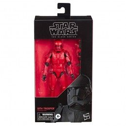 STAR WARS THE BLACK SERIES - EPISODE IX SITH TROOPER ACTION FIGURE HASBRO