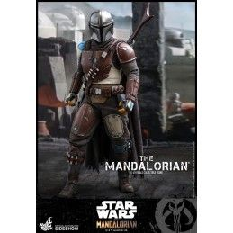 STAR WARS - THE MANDALORIAN 1/6 30CM SIXTH SCALE ACTION FIGURE HOT TOYS