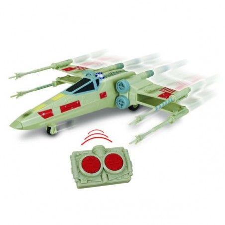 STAR WARS X-WING STARFIGHTER RC MODEL RADIOCOMANDATO