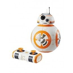STAR WARS HYPERDRIVE BB-8 RC MODEL RADIOCOMANDATO HASBRO