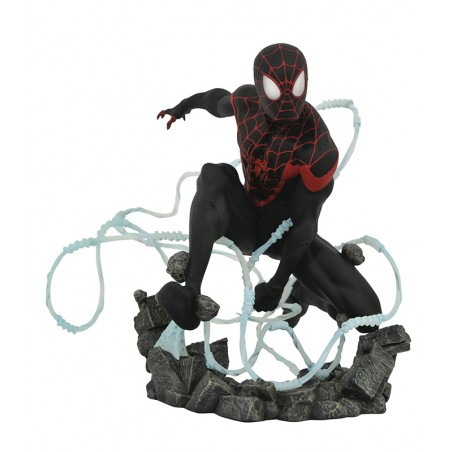 MARVEL PREMIUM COLLECTION - SPIDER-MAN MILES MORALES 25CM FIGURE STATUE