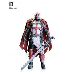 DC COLLECTIBLES BATMAN ARKHAM KNIGHT - AZRAEL ACTION FIGURE