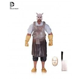DC COLLECTIBLES BATMAN ARKHAM KNIGHT - PROFESSOR PYG ACTION FIGURE