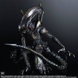 SQUARE ENIX ALIENS COLONIAL MARINES LURKER P.A.K. PLAY ARTS KAI ACTION FIGURE