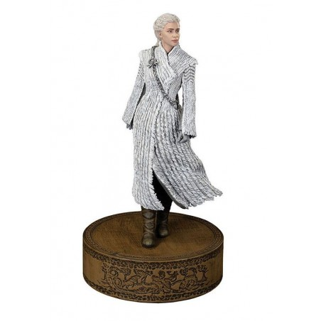 GAME OF THRONES - DAENERYS TARGARYEN PREMIUM PVC STATUE 27 CM FIGURE